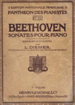 partition Beethoven